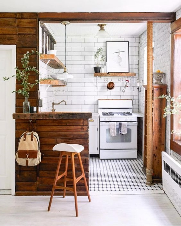 Kitchen Ideas On A Small Budget: 25 Productive Small Kitchen Ideas On A Budget