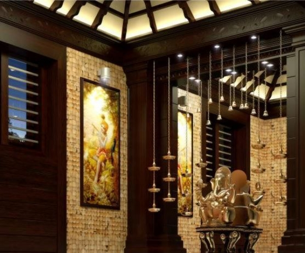Mind-Calming-Wooden-Home-Temple-Designs