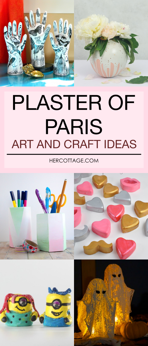 Plaster-of-Paris-Art-and-Craft-Ideas