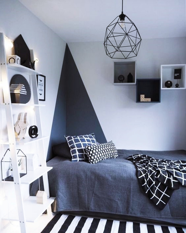 Creative-Ways-to-Paint-your-Bedroom-Walls