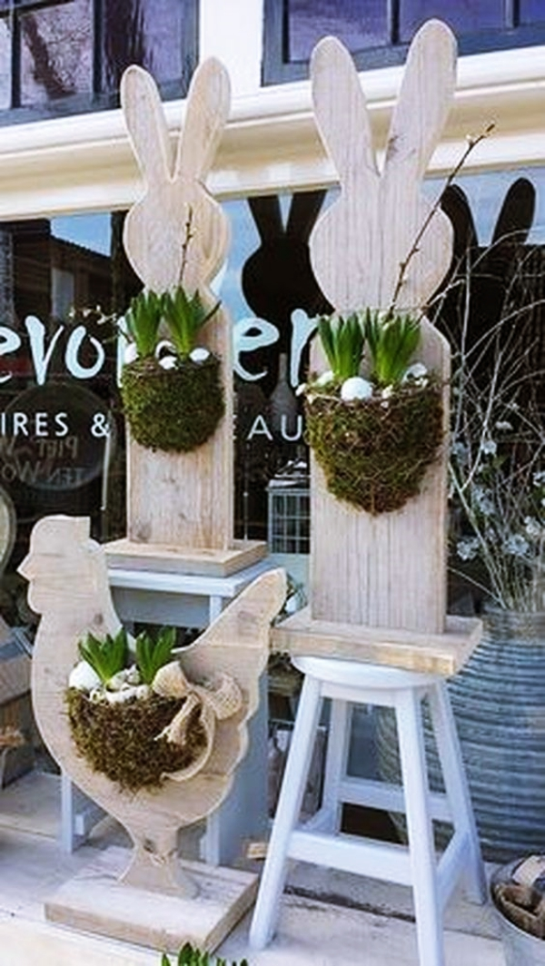 Creative-Outdoor-Easter-Decoration-Ideas
