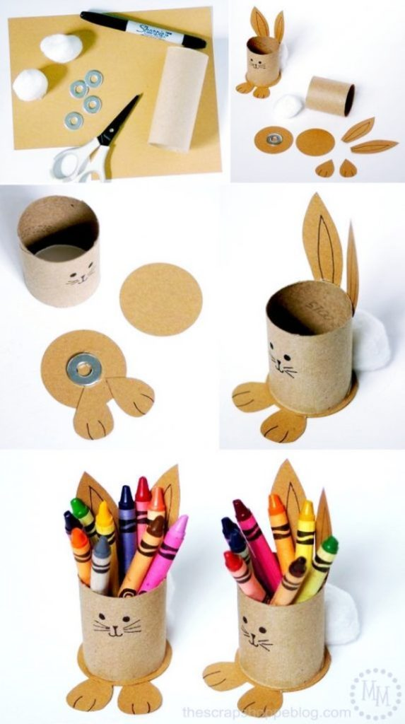 DIY Easter Crafts Ideas for Kids and Adults