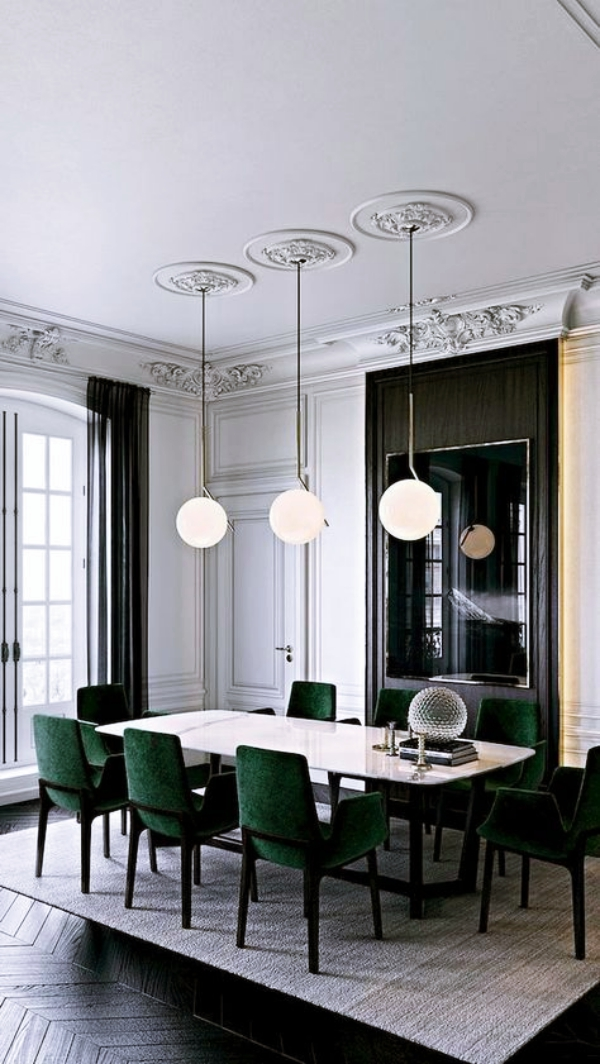 Classy-Dining-Room-Wall-Designs-and-Ideas