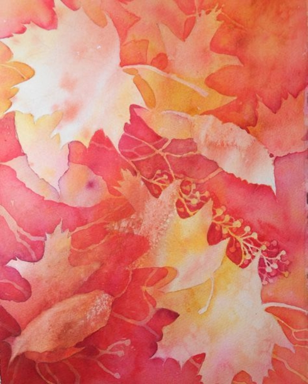 Easy-and-Simple-Watercolor-Painting-Ideas