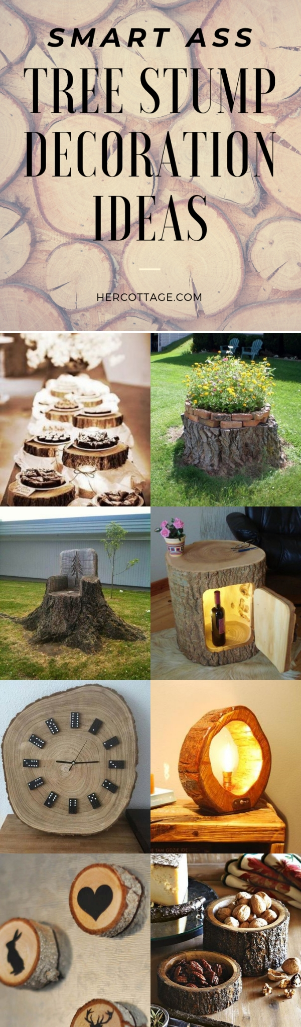 Smart-Ass-Tree-Stump-Decoration-Ideas