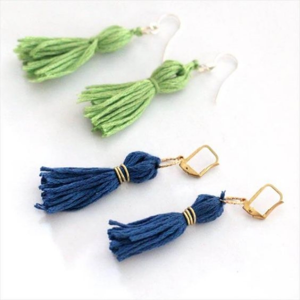 Super-Easy-Tassel-Crafts-Ideas-And-Projects