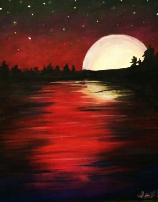 Easy-and-Beautiful-Canvas-Painting-Ideas-for-Beginners-to-Try