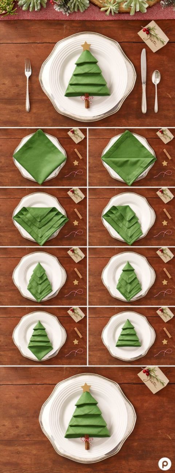 Elegant-DIY-Christmas-Table-Decorations-and-Settings-Ideas