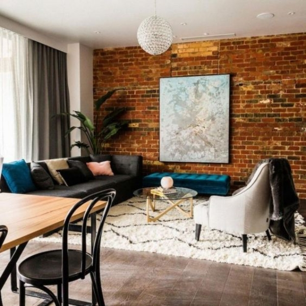 Modern Brick Wall Designs and Ideas