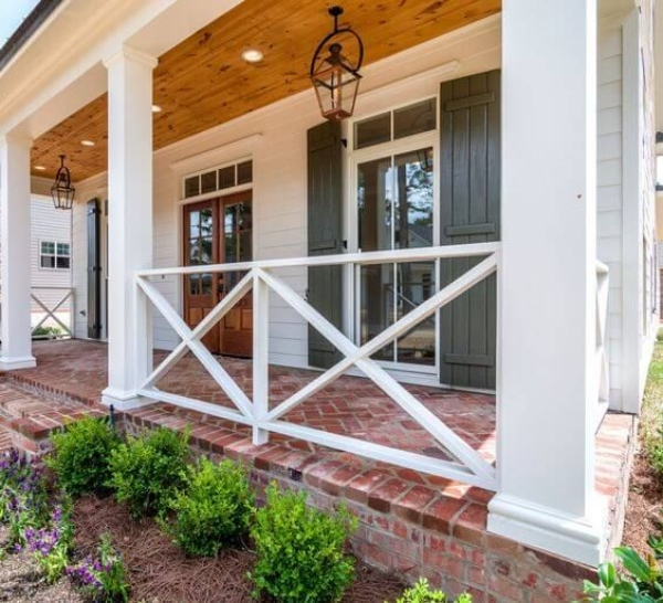 Perfect Porch Railing Designs and Ideas