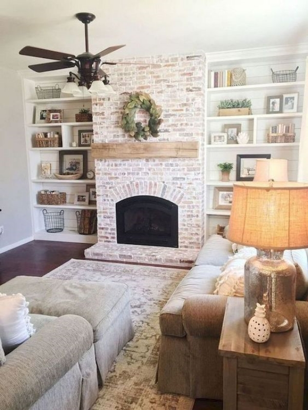 Classy-Living-Room-Decor-for-Modern-Farmhouse