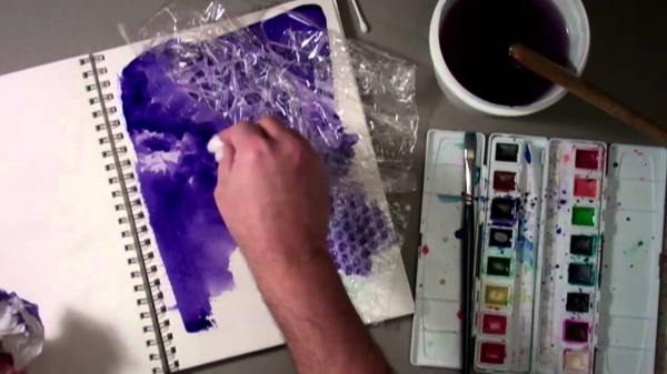 The Basic Guide to Watercolor Painting Tips and Techniques for Beginners