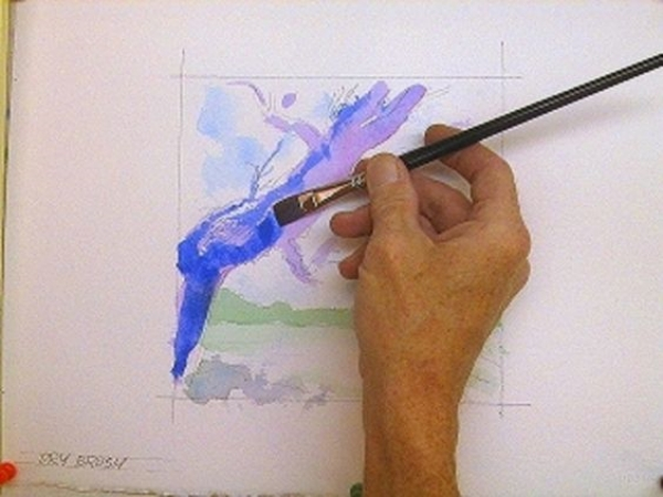 Clever Watercolor Painting Techniques for Beginners to Improve your skills