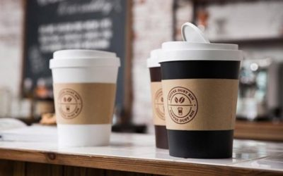 Disposable Eco-Friendly Coffee Cup Craft Ideas