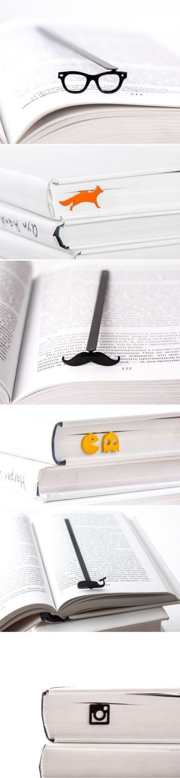 Creative DIY Bookmark for gifting a Nerd
