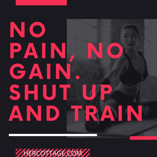 Motivational Gym Posters to Kill Your Lazy Thoughts