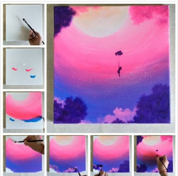 Easy-Step-by-Step-Painting-Tutorials-for-Beginners