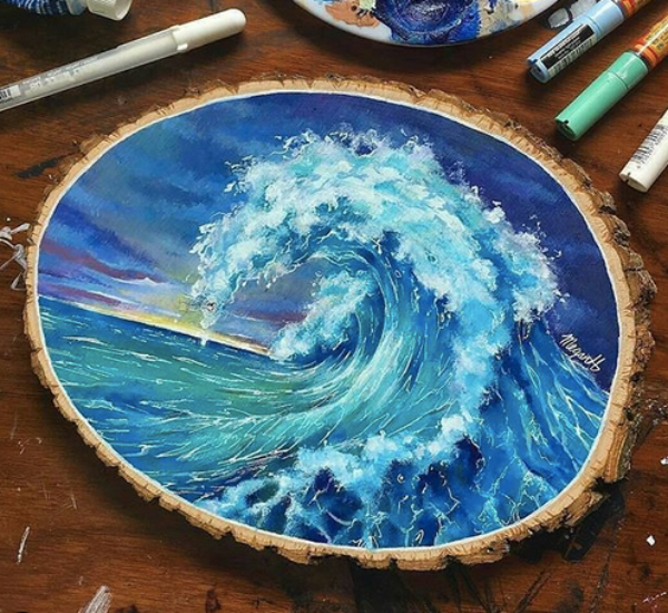 Easy-and-Beautiful-Canvas-Painting-Ideas-for-Beginners