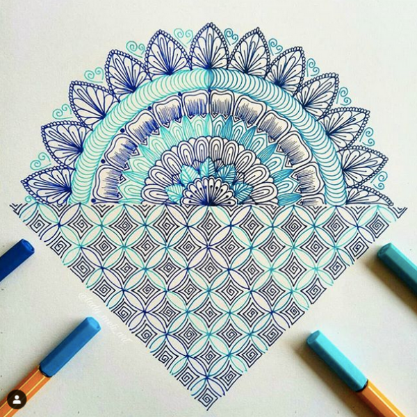 Simple-Mandala-Drawing-Ideas-and-Designs